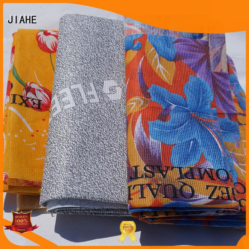blue non woven material line for filler