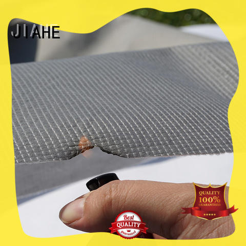 coated fire retardant material customized for bed