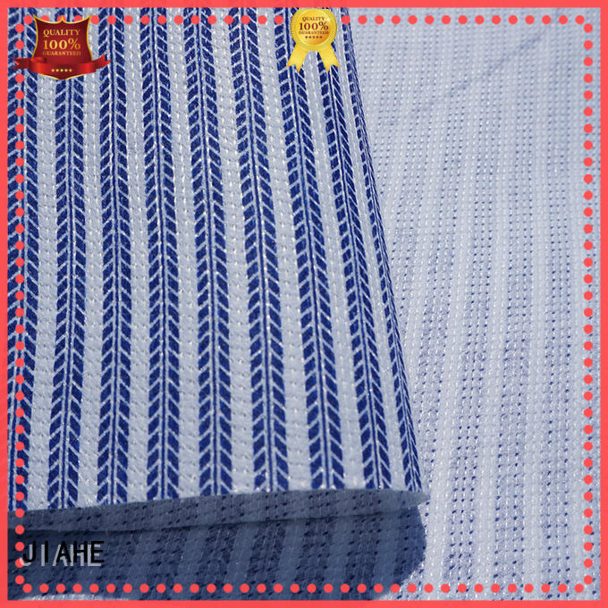JIAHE fireproof fabric materials supplier for mill
