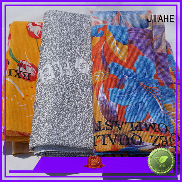 flower non woven material uk for bed JIAHE