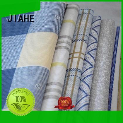 JIAHE blue non woven fabric textile for bedding