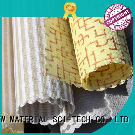 Custom fabric printed non woven fabric stitch JIAHE