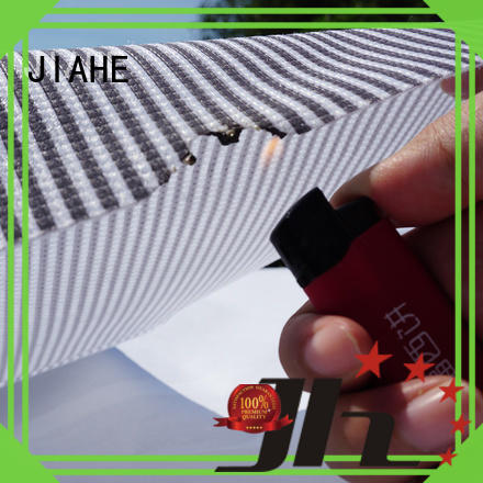 JIAHE print non woven printing single color for furniture