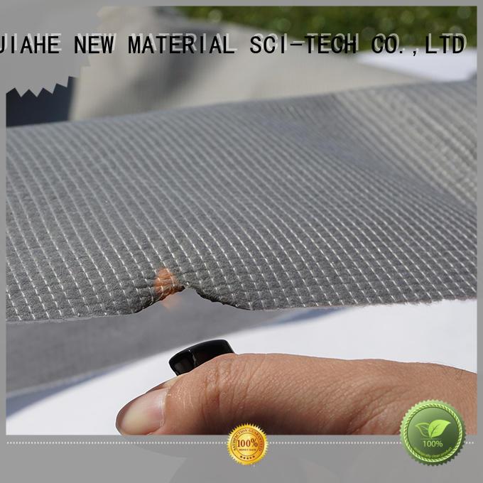JIAHE fireproof fabric materials manufacturer for mattress