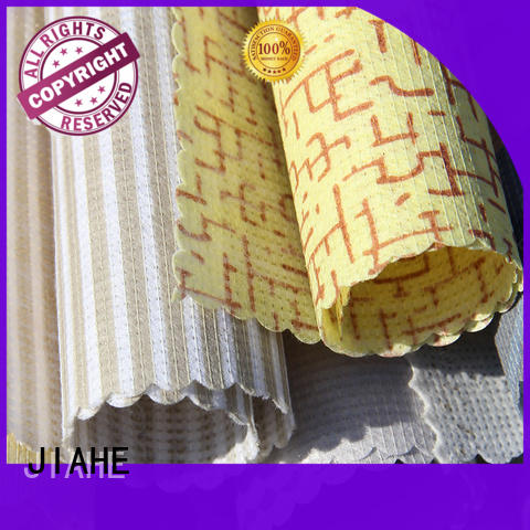 JIAHE non woven printing textile for bed sets