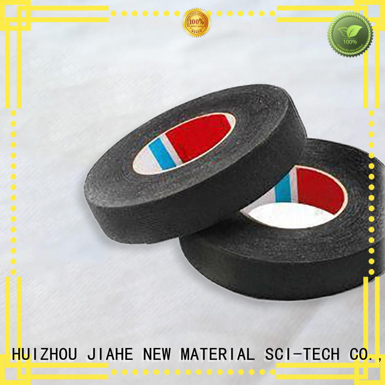 JIAHE easy tear non woven tape customized for wire