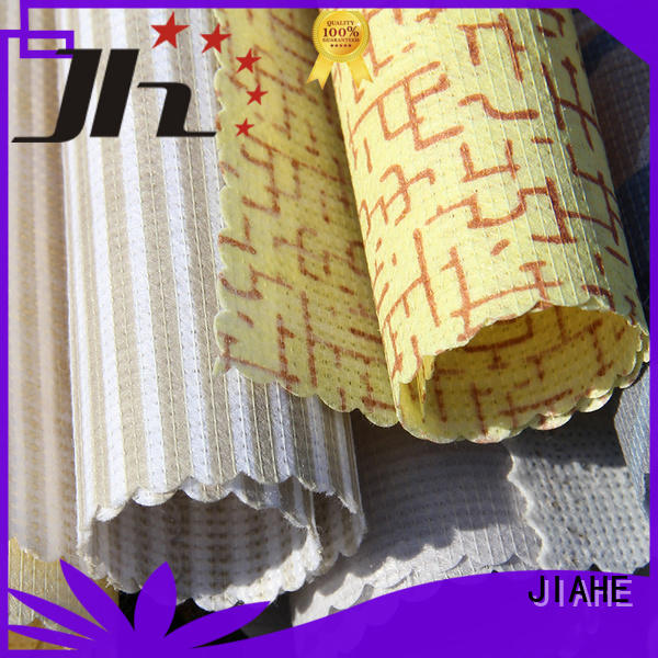 JIAHE stitch bonded fabric manufacturer for bed
