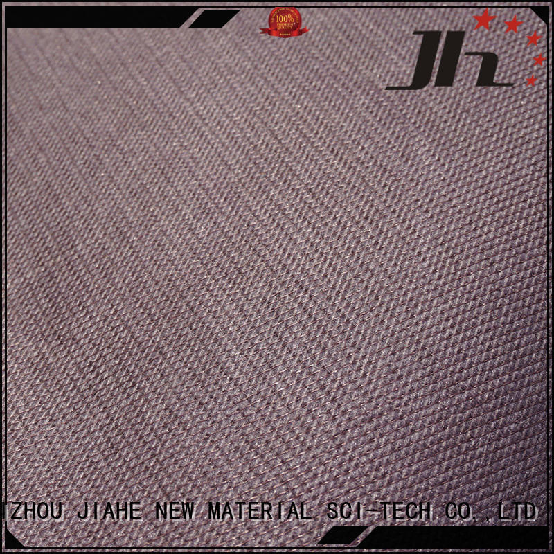 Wholesale color eco polyester bonded JIAHE Brand