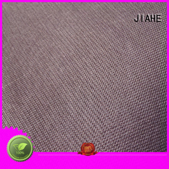 logo materials fabric furniture printed non woven fabric JIAHE