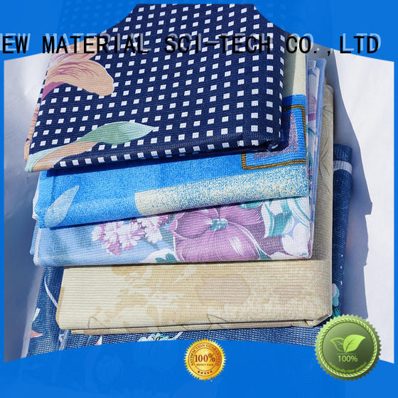 eco polyester ticking cover JIAHE Brand printed non woven fabric