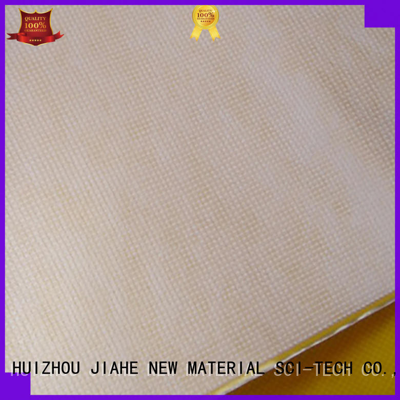 non woven polypropylene fabric stitchbond for shopping bags JIAHE