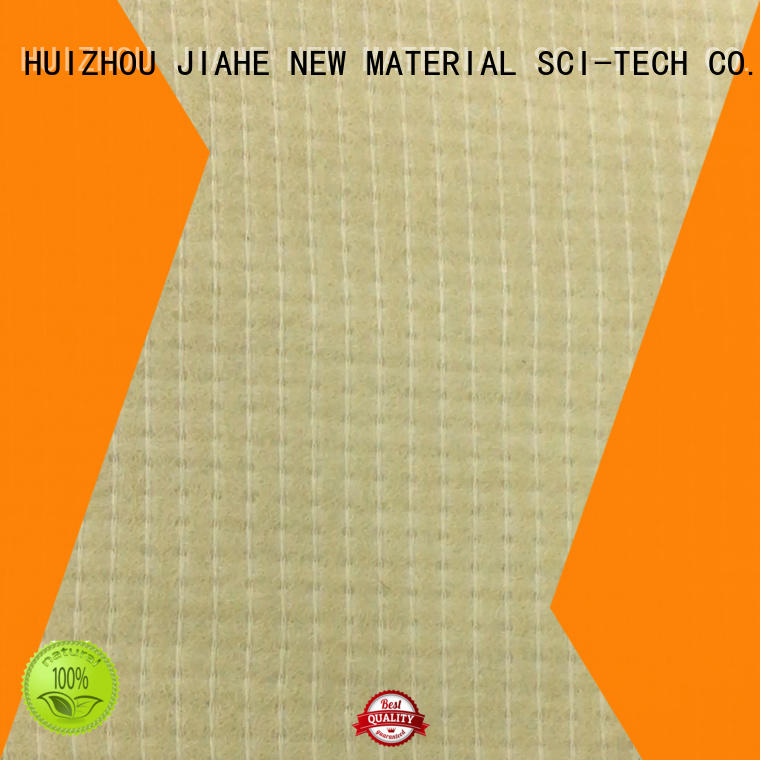 oem bedsets nonwoven JIAHE Brand recycled polyester fabric factory