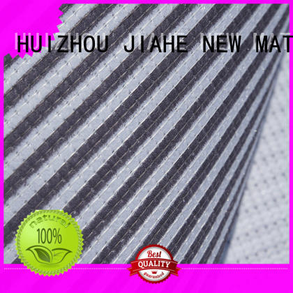 JIAHE coated fireproof fabric customized for furniture