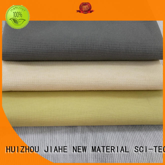 Custom ticking fabric non woven fabric JIAHE cfr