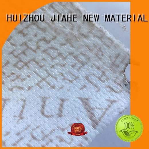 JIAHE printed non woven fabric line for covers
