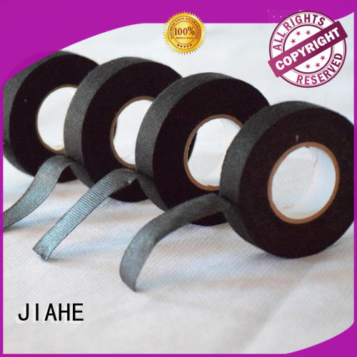 JIAHE black non woven tape supplier for floor