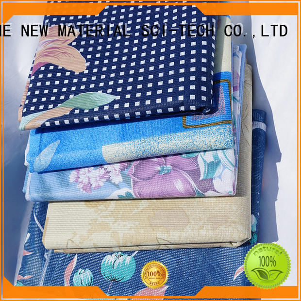 fabric special printed non woven fabric materials JIAHE company