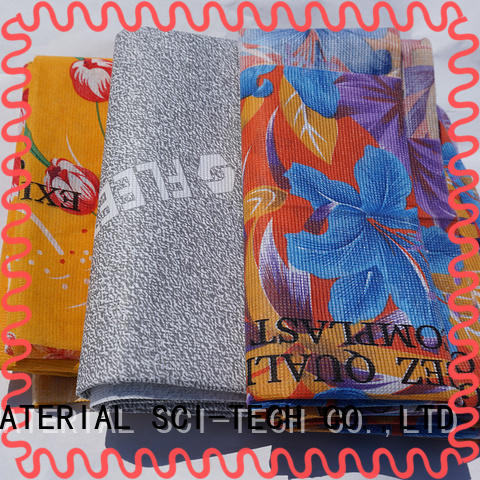 special non woven polyester fabric line for furniture
