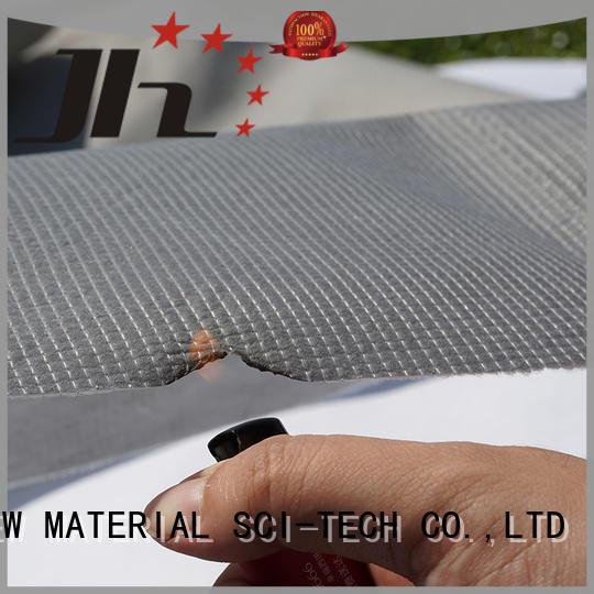 JIAHE mvss302 fire resistant fabric customized for mattress