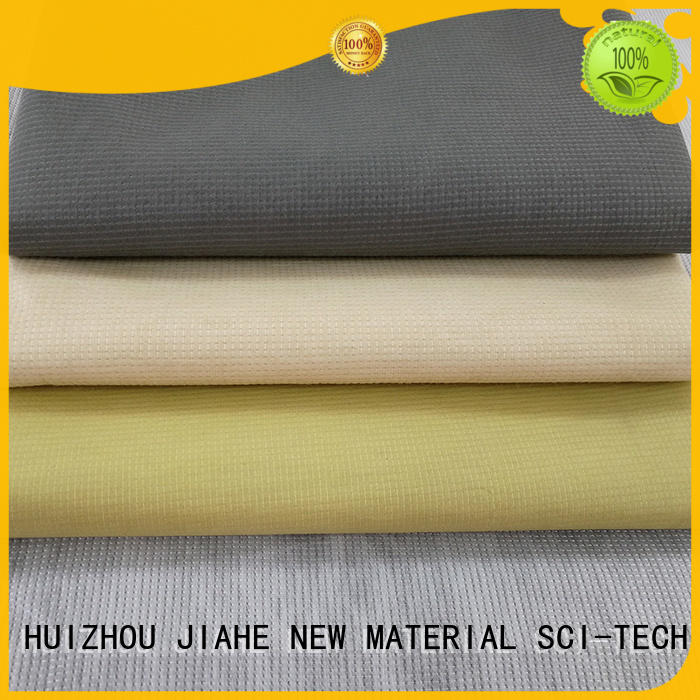 JIAHE grey fabric waterproof mattress cover factory for covers