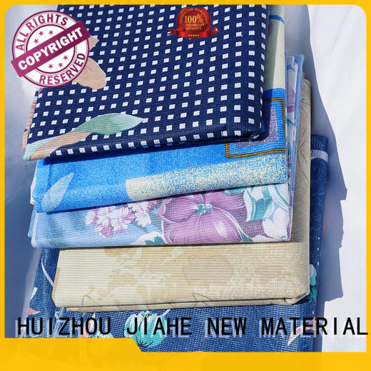 ticking special OEM printed non woven fabric JIAHE