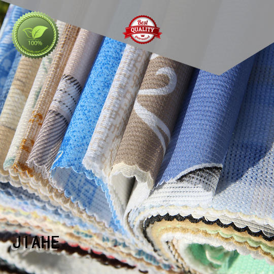 JIAHE blue non woven printing supplier for covers