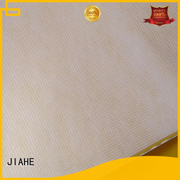 JIAHE durable non woven fabric bag manufacturer for shoe bags