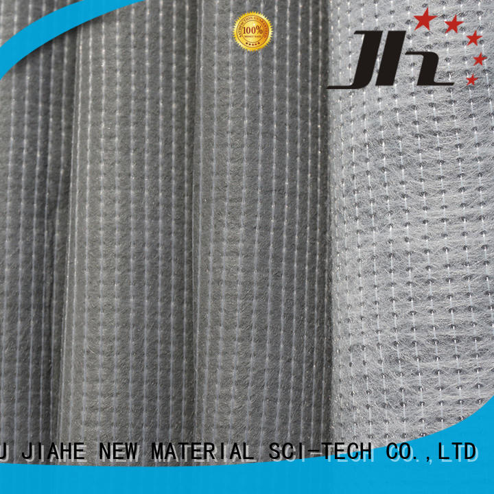 recycled polyester fabric cloth textile non woven fabric JIAHE Brand