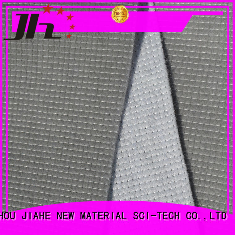 fabric producer JIAHE Brand recycled polyester fabric