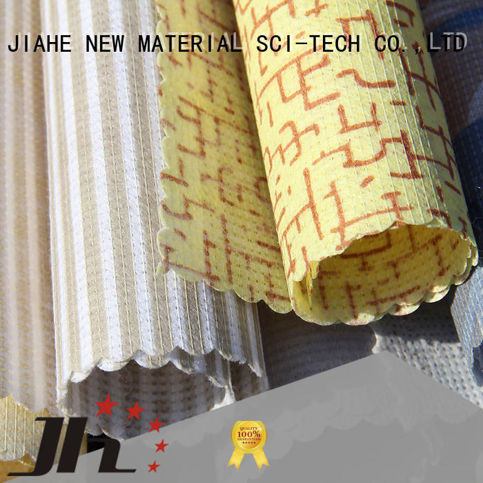 JIAHE non woven stitchbond textile for furniture