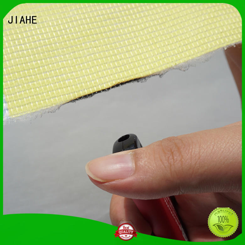 JIAHE Brand resistant fire industry fire resistant fabric wholesale