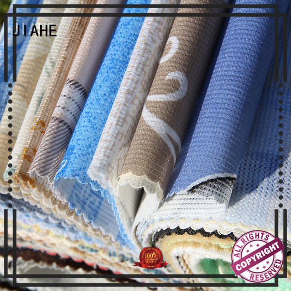 JIAHE single color stitch bonded fabric manufacturer for covers