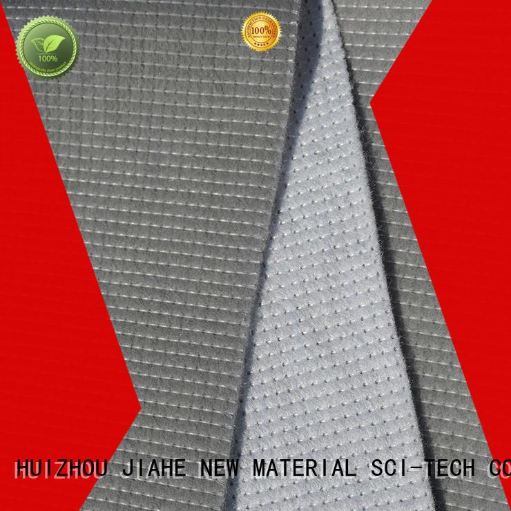 JIAHE stitch bonded fabric customized for mattress