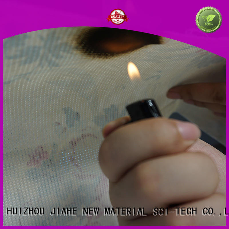 JIAHE 100gsm non woven stitchbond supplier for covers