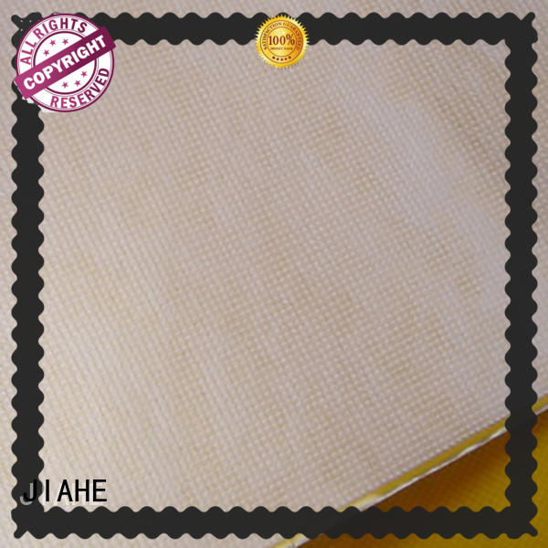 JIAHE rpet fabric factory for cloth bags