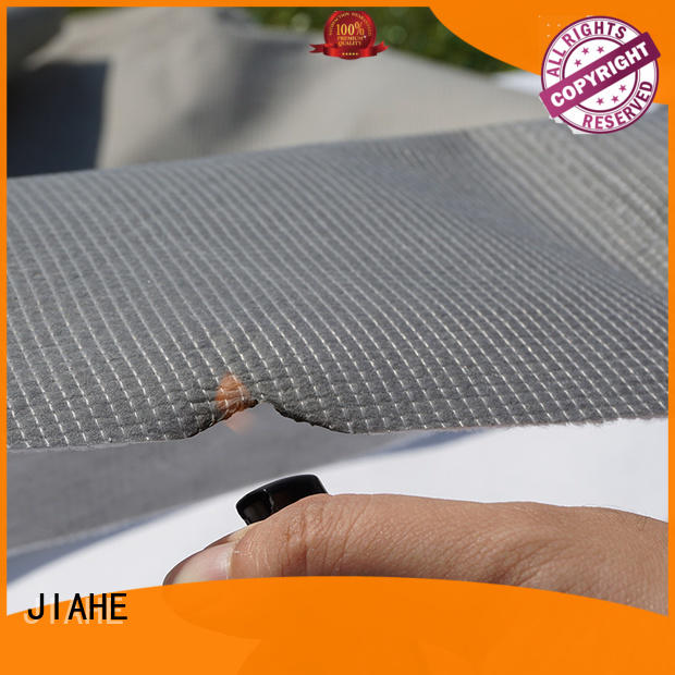 JIAHE coated fire resistant fabric manufacturer for furniture