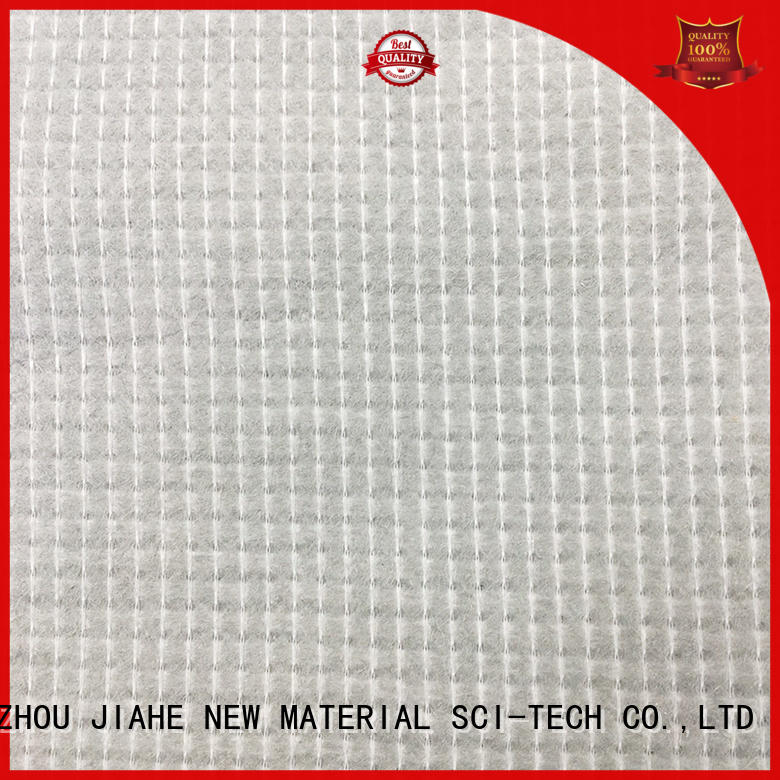JIAHE Brand fabric producer cfr custom recycled polyester fabric