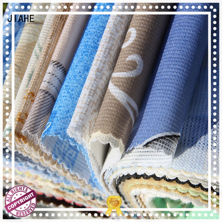 JIAHE non woven printing manufacturer for bed sets