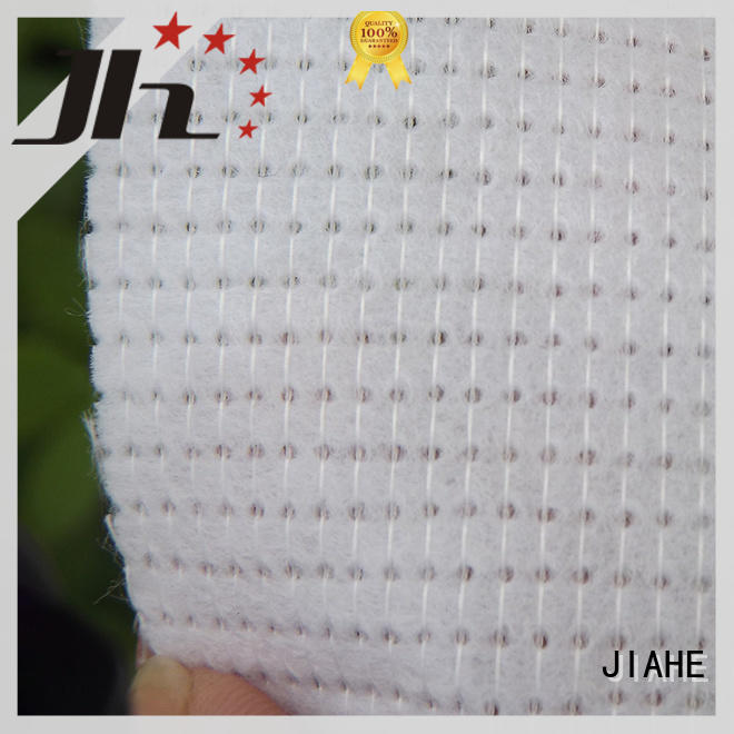 JIAHE white non woven fabric manufacturer for outdoor