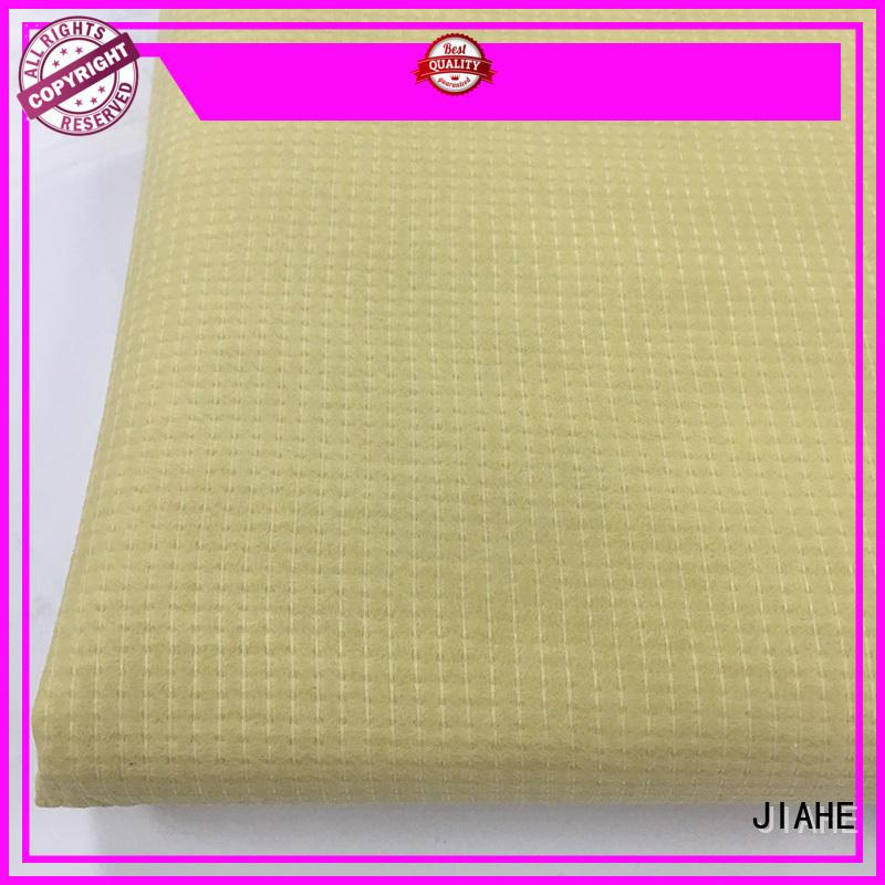 sofa bedsets bond non woven fabric JIAHE Brand company