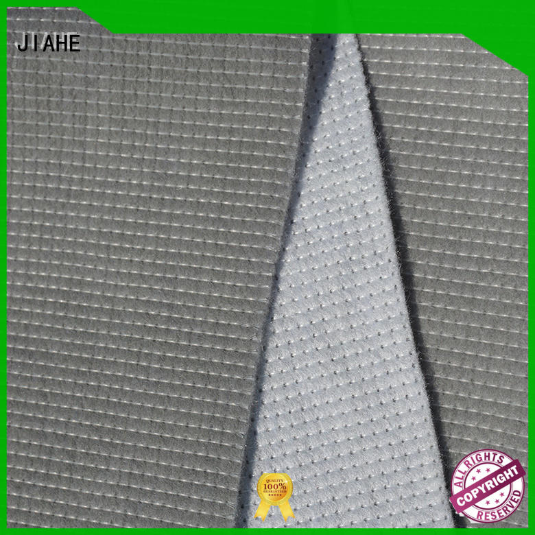anti oem recycled polyester fabric mattress bond JIAHE Brand
