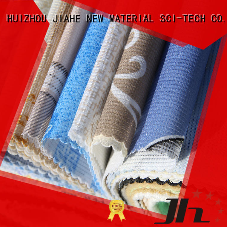 cover various eco polyester JIAHE Brand