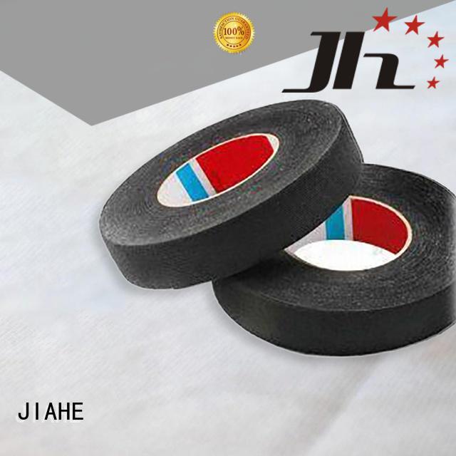 JIAHE Brand breathable tapes fabric bonding tape fabrics