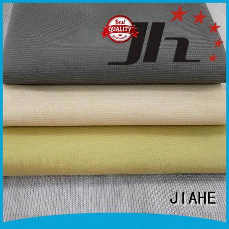 JIAHE mattress ticking fabric customized for sofa