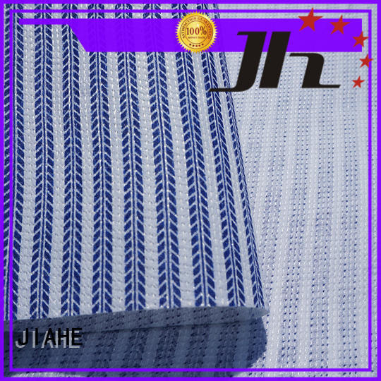 JIAHE fireproof fabric manufacturer for mill
