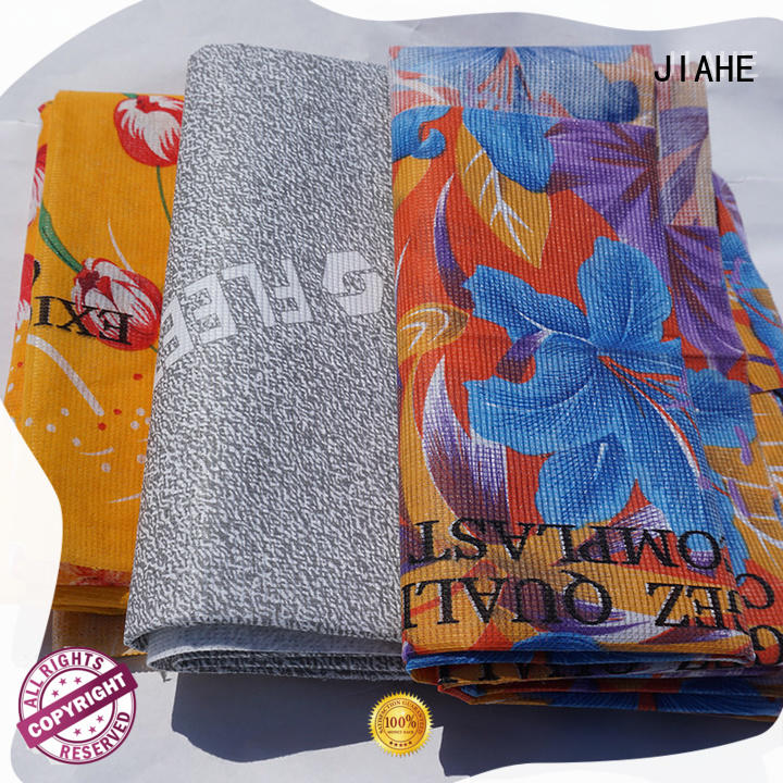 JIAHE ticking non woven printing manufacturer for bed