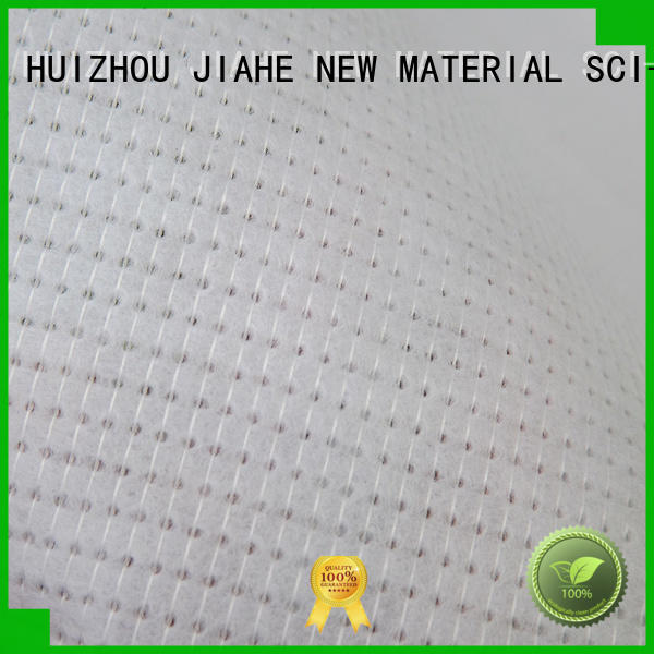 coating material cold fabric JIAHE Brand polyester roofing fabric supplier