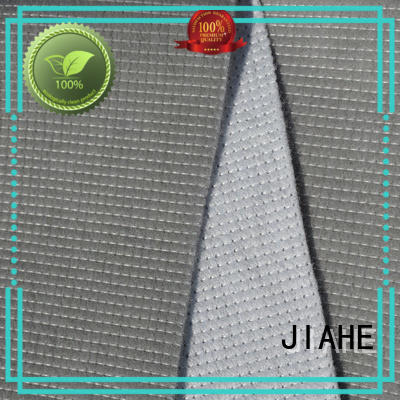 bedsets recycled polyester fabric slip producer JIAHE Brand