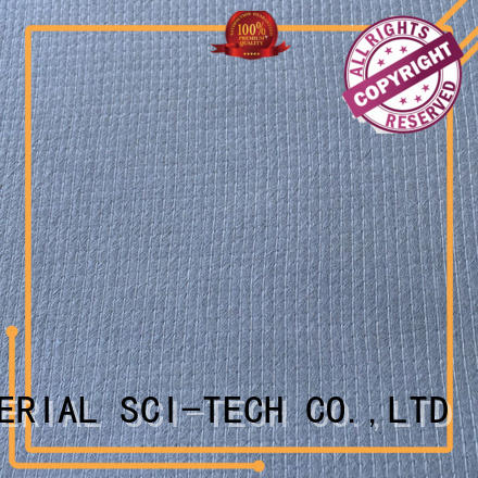 slip bottom white JIAHE Brand recycled polyester fabric manufacture