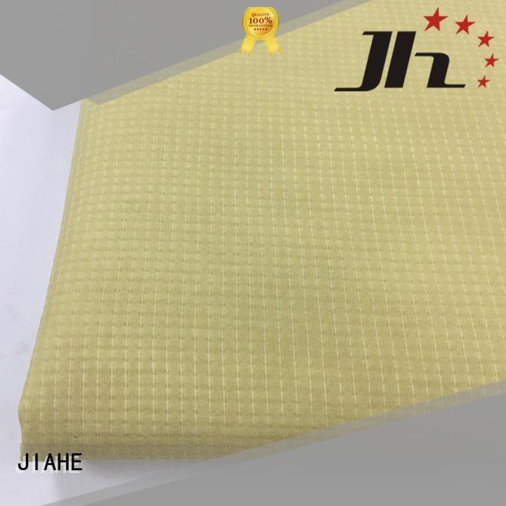 JIAHE mattress ticking fabric supplier for mattress
